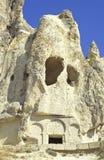 церковь cappadocia Стоковое фото RF