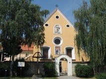 Церковь Capuchin Стоковое Фото