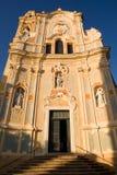 церковь cervo Стоковые Изображения RF
