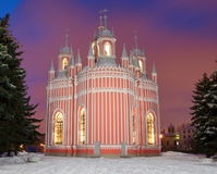 Церковь Cesme Стоковые Фото