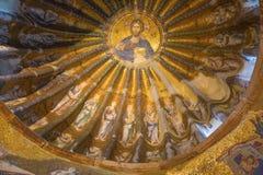 Церковь Chora Стоковая Фотография RF