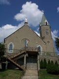 церковь cincinnati Стоковое Фото