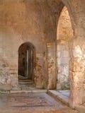 церковь claus santa Стоковые Изображения RF