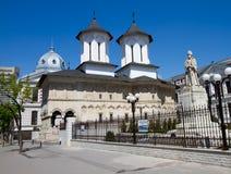 Церковь Coltea стоковое изображение rf