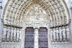 церковь dame de notre paris картины иллюстраций элементов конструкции украшения просто Франция paris Стоковое Фото