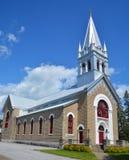 Церковь Damien Святого Стоковые Изображения RF