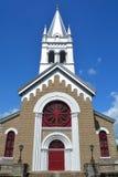 Церковь Damien Святого Стоковое фото RF