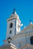 Церковь Del Pilar в Буэносе-Айрес, Аргентине стоковое фото rf
