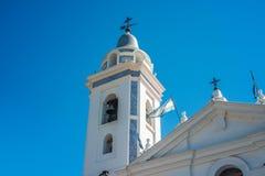 Церковь Del Pilar в Буэносе-Айрес, Аргентине стоковые фото