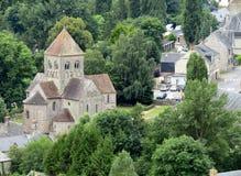 Церковь Domfront стоковое изображение