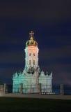 Церковь Dubrovitsy знака Стоковое Фото