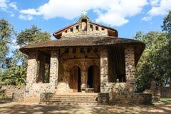 Церковь Ehiopian стоковые фото