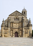 церковь El Salvador ubeda Стоковое Изображение
