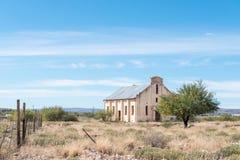 Церковь Emmanuel около Groblershoop Стоковая Фотография RF