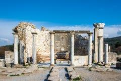 Церковь Ephesus девой марии Стоковые Изображения