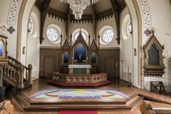 Церковь Fjallbacka Стоковые Изображения