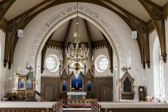 Церковь Fjallbacka Стоковые Фото