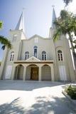 церковь florida ключевые США западный Стоковые Фото
