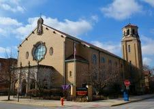 Церковь Forest Park стоковые изображения