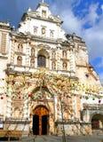 церковь francisco Гватемала san Антигуы Стоковое фото RF