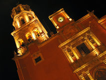 церковь francisco san стоковое фото