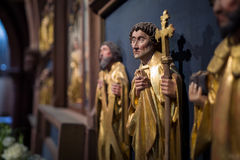 Церковь Gelnhausen Стоковое Изображение RF