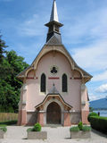 церковь geneva Швейцария Стоковое Изображение
