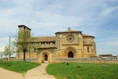 Церковь Grijalba Стоковые Изображения RF