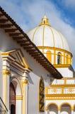 Церковь Guadalupe, San Cristobal de Las Casas, Мексика Стоковые Фото