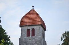 Церковь Højerup новая Стоковые Фото