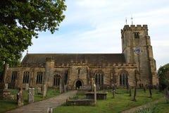 Церковь Hawkhurst Laurence Святого, Сассекс стоковое изображение