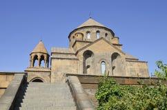 Церковь Hripsime Стоковые Изображения