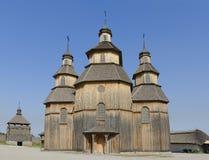 Церковь Intercession Стоковое Фото