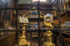 Церковь Jacques Святого, Compiegne, Уаза, Франция Стоковое Изображение