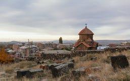 Церковь Karmravor Стоковое Изображение RF
