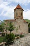 Церковь Kish, Shaki, Азербайджан Стоковая Фотография