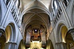 церковь lausanne Стоковое Изображение RF