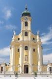 Церковь Laxenburg, Австрия Стоковые Фотографии RF