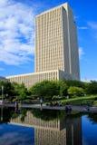 Церковь LDS размещает штаб здание в Солт-Лейк-Сити, Юте стоковая фотография rf