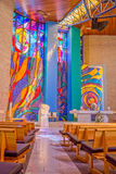 Церковь Leopold Mandic в Мельбурне Стоковое фото RF