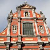 Церковь, Liege, Бельгия Стоковая Фотография RF