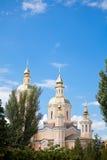 церковь lipovanian s Стоковые Фотографии RF