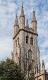Церковь Lonon Англия Sepulchres St Стоковые Изображения