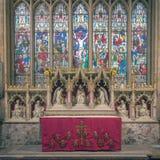 Церковь Louth St James стоковое фото