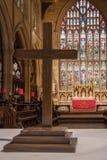 Церковь Louth St James стоковые изображения rf