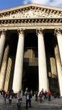 Церковь Madeleine в Париже (Франция) Стоковое Изображение