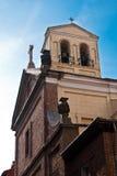церковь madrid стоковая фотография rf
