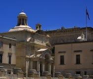 церковь malta Стоковые Изображения