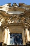 Церковь Mary Magdalene в Риме Стоковое Изображение RF