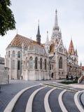 Церковь Matthias стоковое изображение